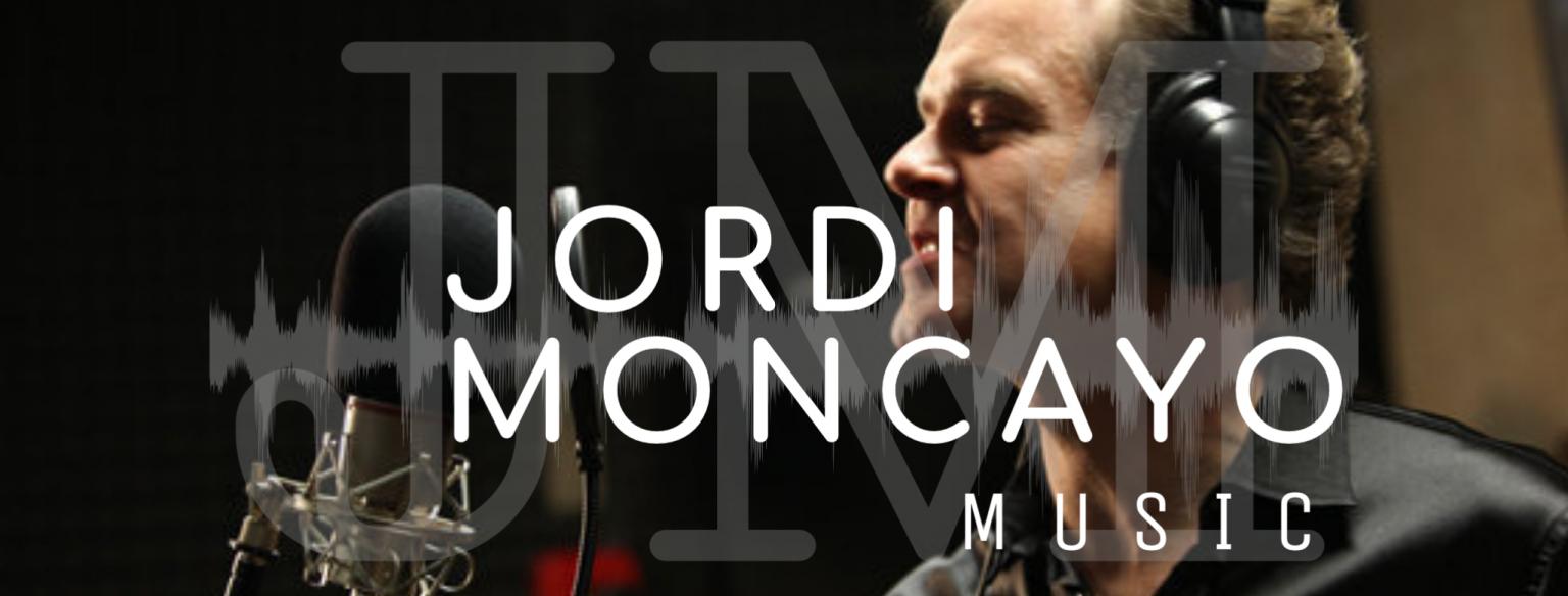 Jordi Moncayo + logo web de Sonia Celihueta